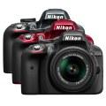 Nikon D3300 Specs