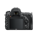 Nikon D750 Camera Back